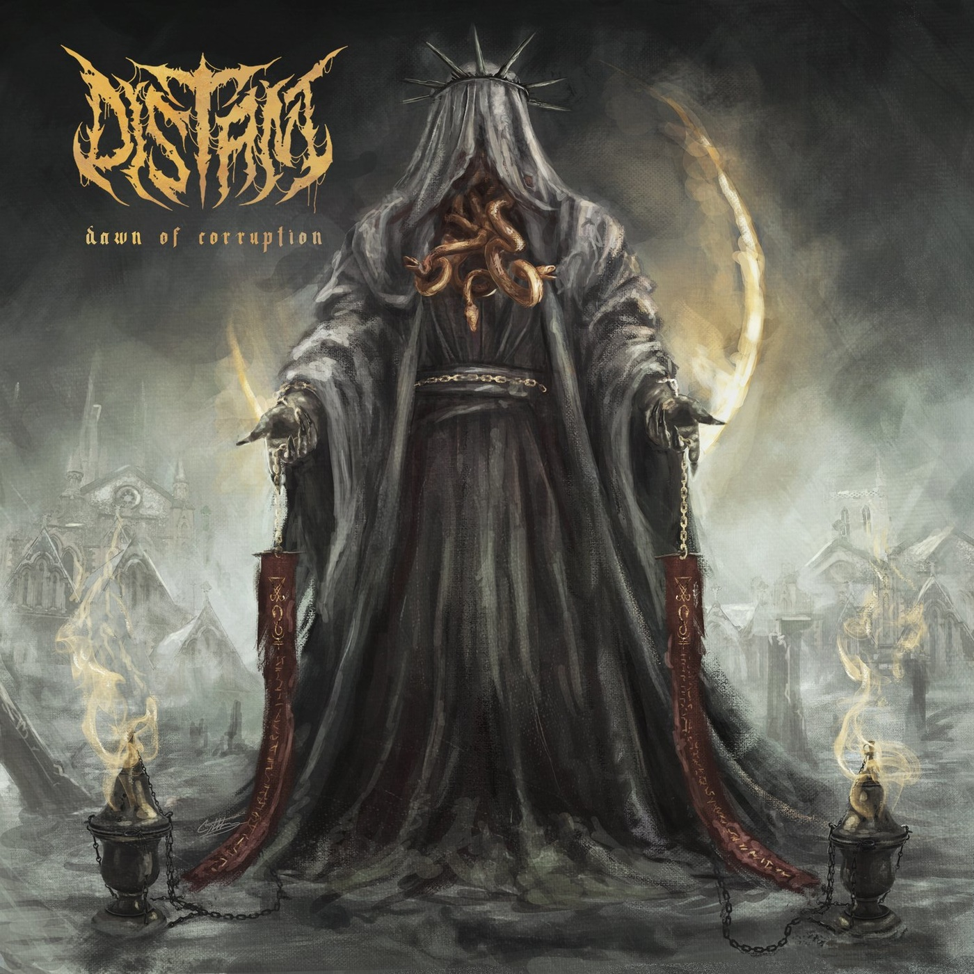 Distant - Dawn of Corruption [EP] (2020)
