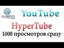 Hyper Visor инструкция обзор бот для YouTube Zennoposter Zennobox