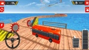 Impossible Bus Stunt Driving – Mega Ramp Bus Games 2020 – Android Gameplay
