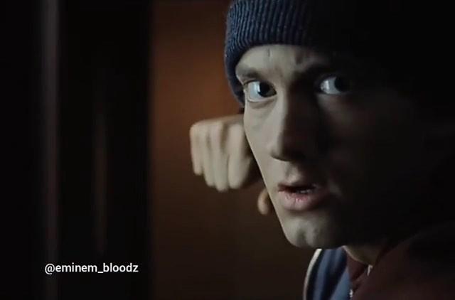 "Eminem on Instagram: ""You ain't a motherfuckin' bully!🔥 Video by @eminem_bloodz"""