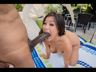 Kendra Spade - Invasion 5 [2020, Teen, Asian, Interracial, BBC, Blowjob, Big Ass, Hardcore, All Sex, 1080p HD]