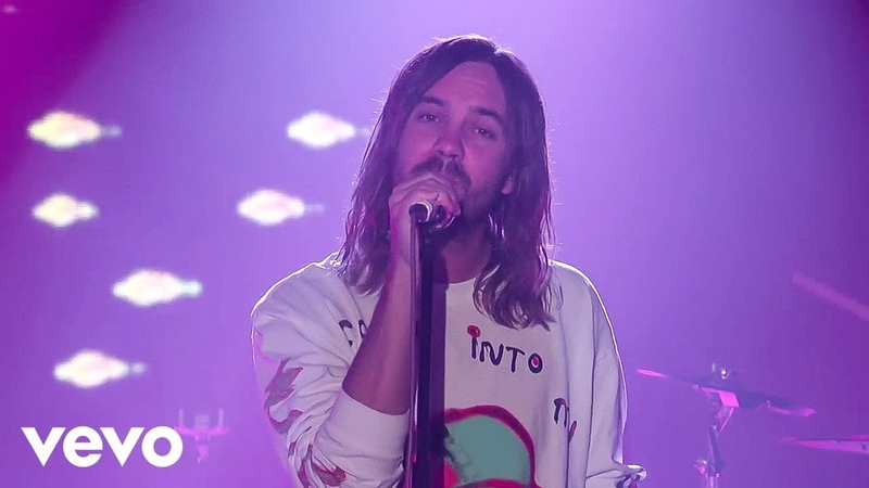 Tame Impala Lost in Yesterday Live on Jimmy Kimmel Live 2020