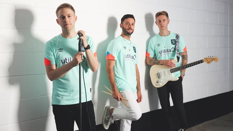 💚 HTAFC x FLAWES THIRD KIT LAUNCH