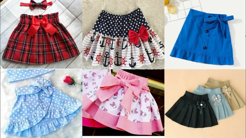 Gorgeous And Stylish comfortable Baby Skirts Design Ideas