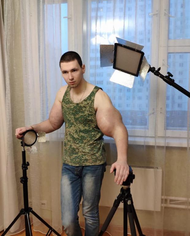 Кирилл Руки-базуки рассчитывает дожить до50лет