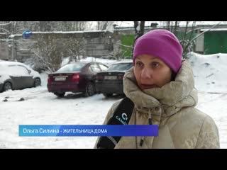 Жители Петрозаводска полтора месяца живут без отопления 2020 Карелия