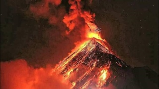 Ashes darkened the sky, people are in a panic! The largest eruption of the Pacaya volcano!