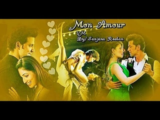 Mon Amour - Hrithik Roshan // Salsa Dance - Mix