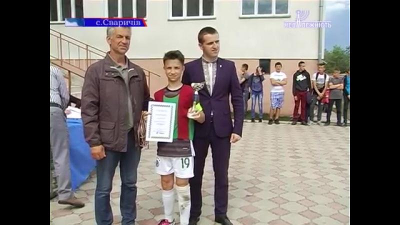 На Рожнятівщині вперше відбувся районний Кубок з футболу пр