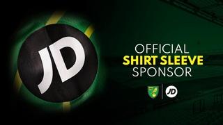 NCFC x JD   City announce JD as official shirt sleeve partner