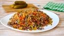 Салат Закуска на Новый Год🎄 с Морковью По Корейски и Куриных Сердечек
