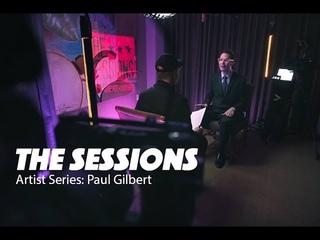 PAUL GILBERT - Hard Rock/Heavy Metal Guitarist and Educator (Mr. Big, Racer X)