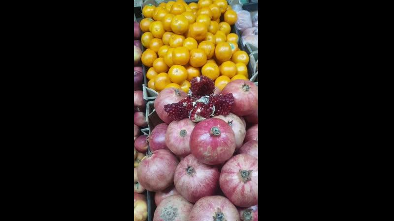 Азия фрукты