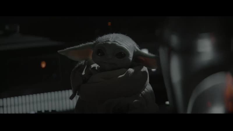 Baby Yoda is not allowed to listen to music