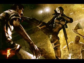 Resident Evil 5 [DLC] - Прохождение, Desperate Escape (Отчаянный Побег)(без комментариев)