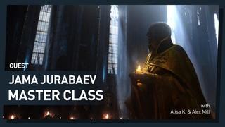 Jama Jurabaev. Master Class. Blender + VR. CG Stream