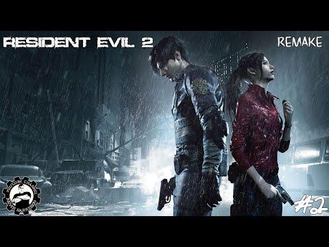 2 Прохождение за Леона Кеннеди Resident Evil 2 Remake