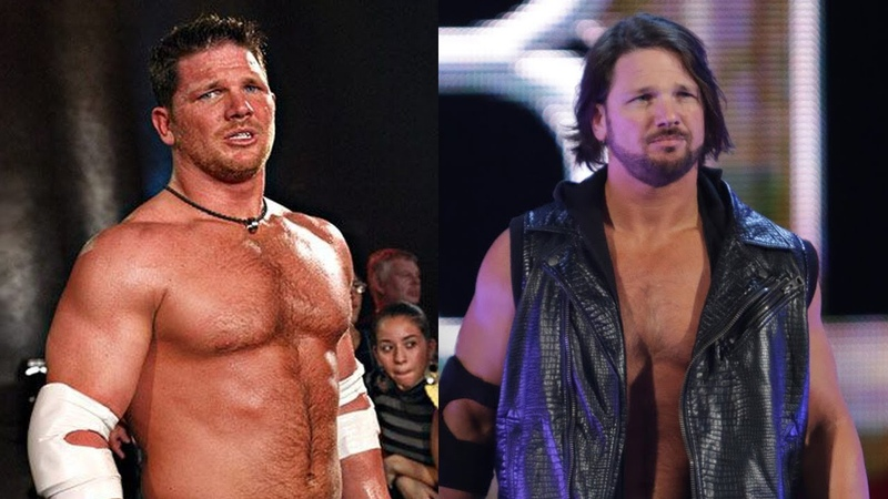 The History Of AJ Styles - Career Tribute 2017 HD