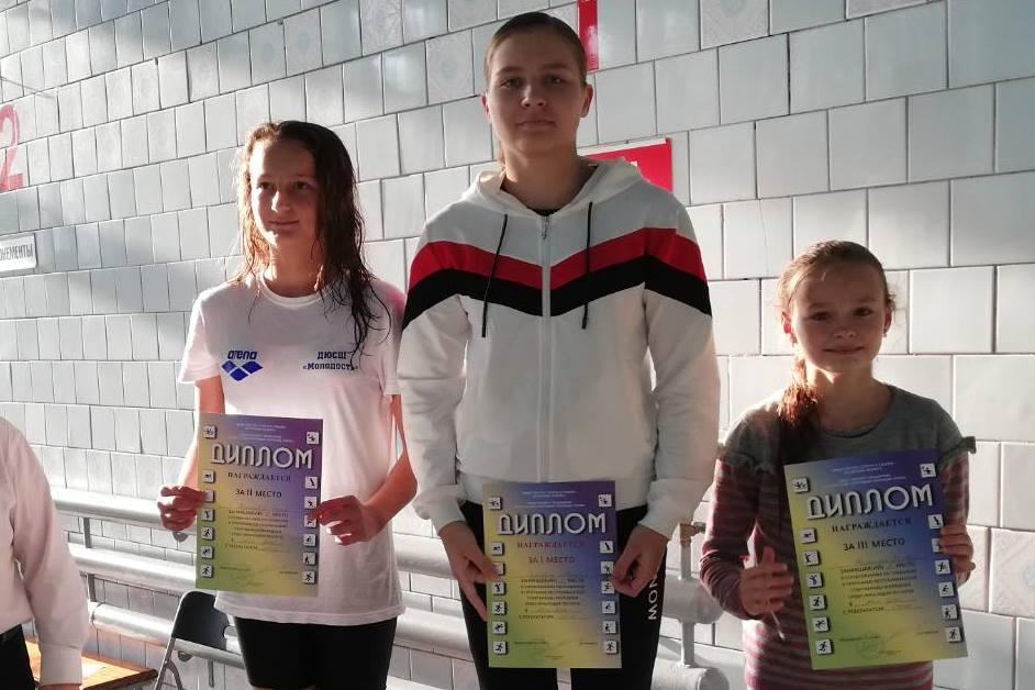 Представительница Лиды трижды победила на республиканской молодежной спартакиаде по плаванию среди спортсменов с нарушением слуха.