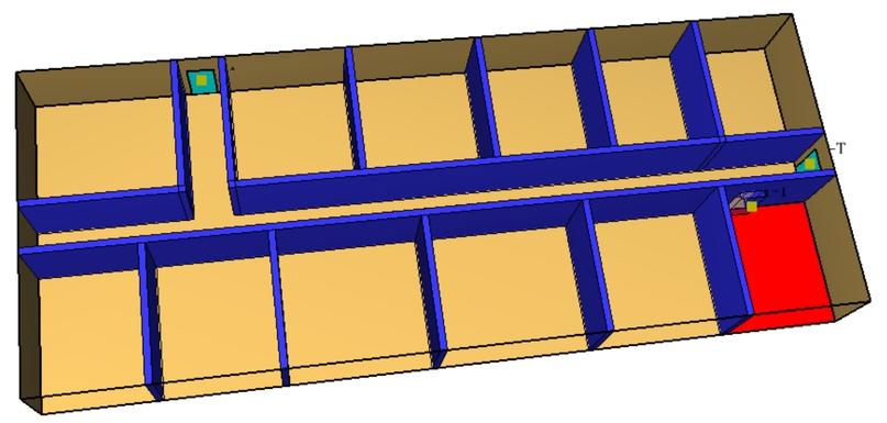 Влияние различных параметров на результаты расчета, изображение №1