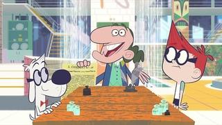 Мультфильм Шоу мистера Пибоди и Шермана - 4 сезон 12  серия HD