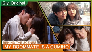 Behind The Scenes of EP13 & EP14 | My Roommate is a Gumiho | iQiyi K-Drama