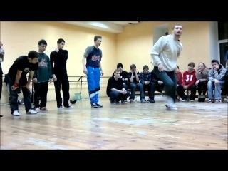 Bboy PacMan - OnTop Dance Center - Promo 2013