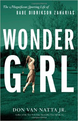 WONDER GIRL - The Magnificent Sporting Life of