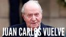 BOMBAZO Don Juan Carlos vuelve a España en un mes con informes que fulminan a Iglesias y a Sánchez