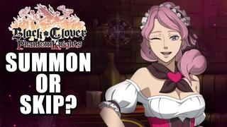 Black Clover: Phantom Knights   Should You Summon Or Skip Noelle & Vanessa Valentine's Banner