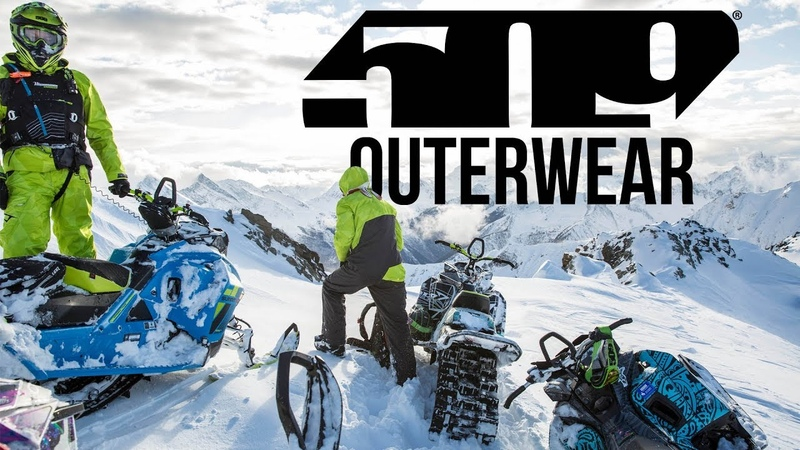 The All NEW 509 Outerwear