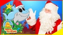 Christmas Baby Shark | Santa Songs and Nursery Rhymes | The Mik Maks