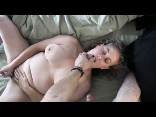 Cheating Wife MILF Fucks Neighbor Mature BBW Big Tits Hairy