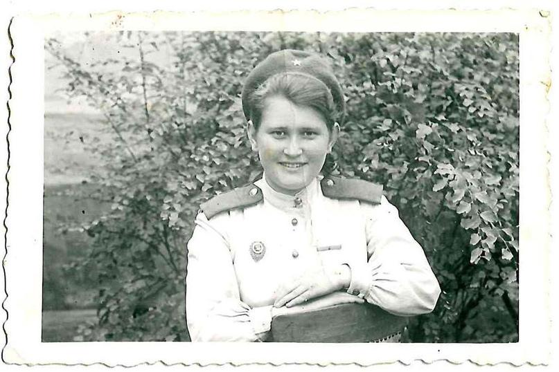 Инесса Кузьменко, фонды Музея истории Казанского университета