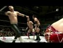 Kazumi Kikuta, Fuminori Abe vs. Shinobu, Ryuichi Kawakami (BJW)