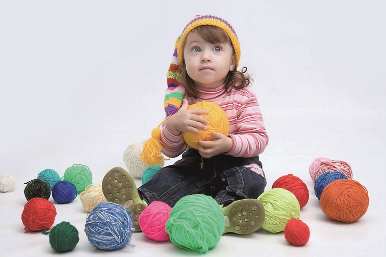 Вязание картинки для малышей