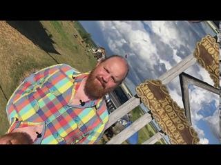 Фестиваль Радость Жизни 2020 в экопоселении Междуречье. Обзор фестиваля и виртуальная экскурсия.