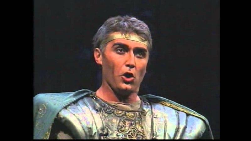 Oliver Njego Aria Ezia i stretta iz opere Atila Verdi