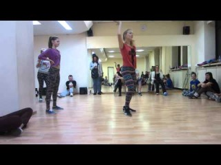 Dancehall Battle. . Lina vs  (win)
