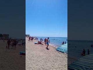 VID 20200712 WA0001 Море Крым Лазурный берег Лучшие пляжи Крыма Лето