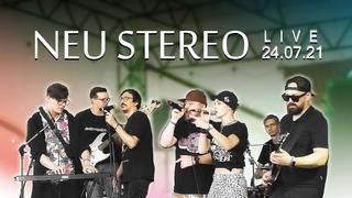 NEU STEREO / LIVE / Глэмпинг Остров /