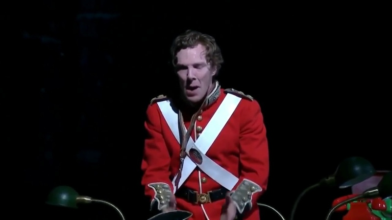 Hamlet Benedict cumberbatch to be or not to be subtitulado