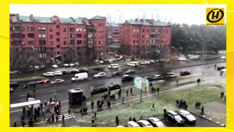 Опрос украинцев и всё что осталось от белорусских протестунов клоунов на 30 ноября