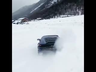 Зимний drift