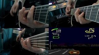 Top Gear 2, soundtrack 3 (Sega Megadrive/Genesis)