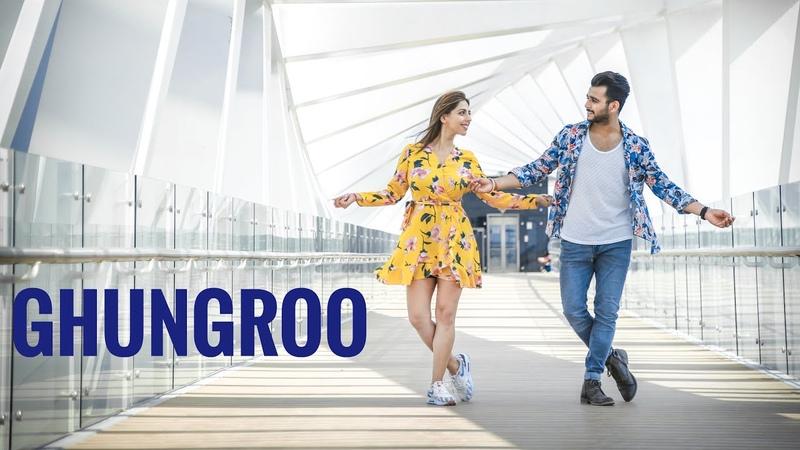 Ghungroo - Dance Cover | Hrithik Roshan | War | Sarthak Mahendru | Mehekkhushboo