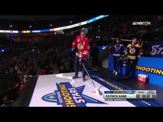 Patrick kane wins shooting stars competition | 2020 nhl all-star skills