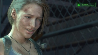 Немного не серьезный женский взгляд) Resident Evil 3 #1 Часть 2