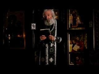 Протоиерей Евгений Соколов. Дар любви надо развивать
