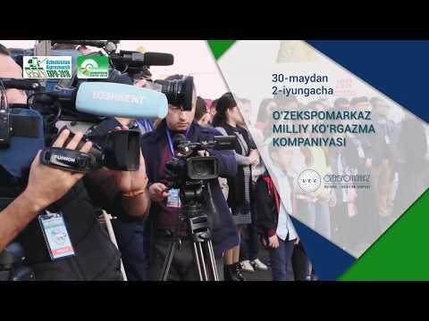 Uzbekistan Agrotech Expo 2018 ва Uzbekistan Agromash Expo 2018